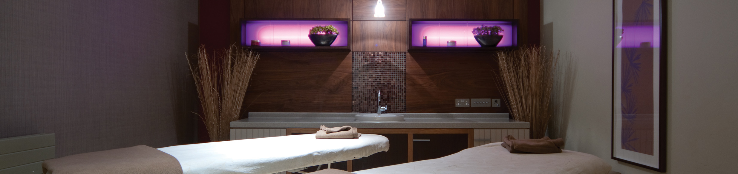 Signature Treatments Champneys Massage