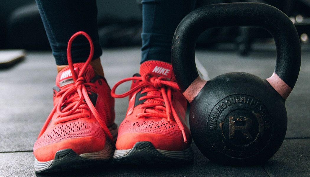 nike shoes dumbell